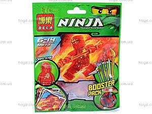 Герой «Ниндзя» для конструктора, 9869-9874, купить