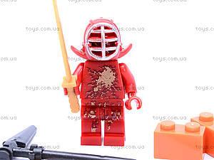 Герой «Ниндзя» для конструктора, 9869-9874, фото