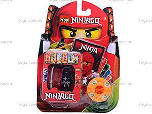 Герой «Ниндзя», с карточкой, 06204, цена