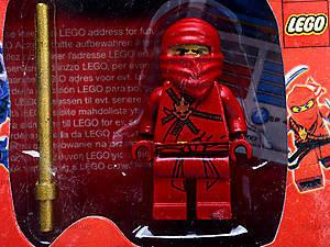 Герой «Ниндзя», с карточкой, 06204, игрушки