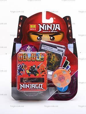 Герой «Ниндзя», с оружием, 06211
