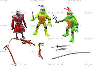 Набор персонажей из мультфильма «Ниндзя-черепашки», YM30003A, магазин игрушек