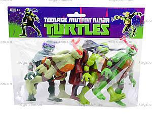 Игровой набор героев «Ниндзя-черепашки», YM30005, фото