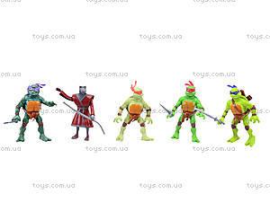 Игровой набор героев «Ниндзя-черепашки», YM30005, детские игрушки