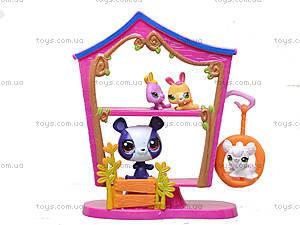 Игрушечный герой Pet Shop «Домик», TBG077312, купить