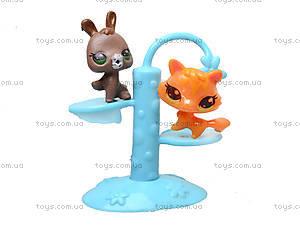 Игровой набор героев Pet Shop, 4 вида, TBG077313, купить