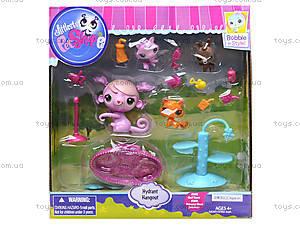 Игровой набор героев Pet Shop, 4 вида, TBG077313, цена