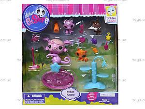 Игровой набор героев Pet Shop, 4 вида, TBG077313, игрушки