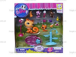 Игровой набор героев Pet Shop, 4 вида, TBG077313, детские игрушки