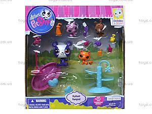 Игровой набор героев Pet Shop, 4 вида, TBG077313, магазин игрушек