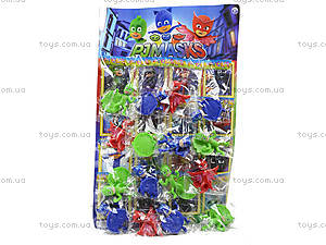 Набор героев «Пи-Джей Маски», 836484, игрушки