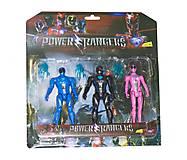 Герои «Power Rangers» с оружием, 8302, фото