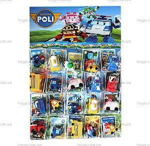 Игрушечные персонажи «Робокар Поли», 20 штук, РО16505, купить