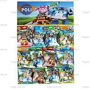 Набор игрушечных героев «Робокар Поли», РО16507, купить
