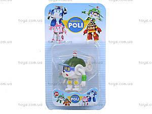 Игрушечные герои Robocar Poli для детей, 896510, купить