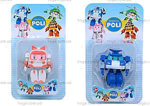 Игрушечные герои Robocar Poli для детей, 896510