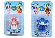 Игрушечные герои Robocar Poli для детей, 896510, игрушки