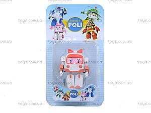 Игрушечные герои Robocar Poli для детей, 896510, отзывы