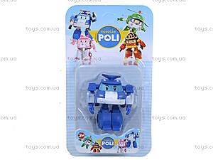 Игрушечные герои Robocar Poli для детей, 896510, цена