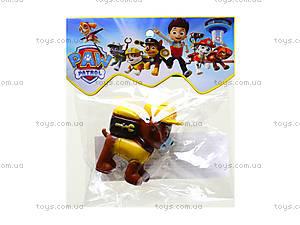 Игрушечные герои мультика «Щенячий патруль», 15101B, детский