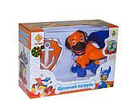 Герой «Щенячий патруль» ЗУМА (оранжевый), CH006, купить