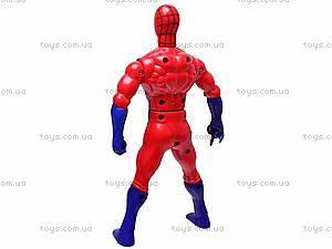 Герой «Спайдермен» ос световыми эффектами, 338, купить