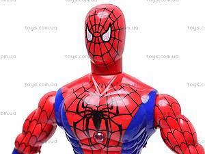 Герой «Спайдермен» ос световыми эффектами, 338, фото