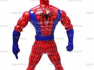 Герой «Спайдермен» ос световыми эффектами, 338, отзывы