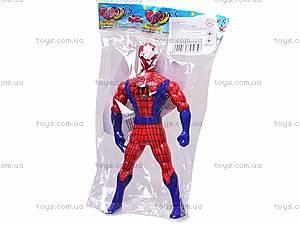 Герой «Спайдермен» ос световыми эффектами, 338, цена