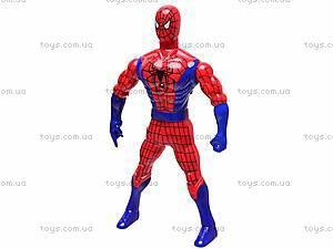 Герой «Спайдермен» ос световыми эффектами, 338