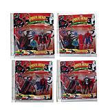 Герои Spiderman 4 mix, на планшетке, 8859-12, игрушки