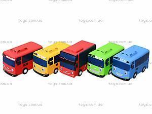 Набор машинок-героев Tayo, L2015-54, детские игрушки