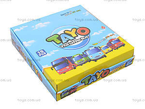 Виниловые игрушки-герои Tayo, L2015-55, фото
