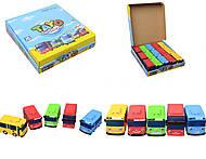 Виниловые игрушки-герои Tayo, L2015-55, отзывы