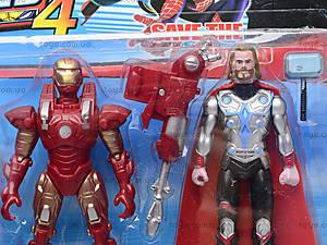 Фигурки супергероев «Марвел», YLJ2654A, фото
