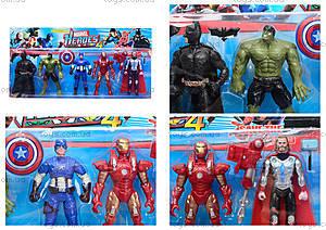 Фигурки супергероев «Марвел», YLJ2654A