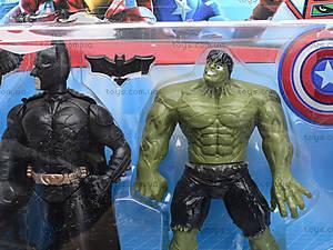 Фигурки супергероев «Марвел», YLJ2654A, отзывы