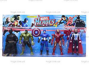 Фигурки супергероев «Марвел», YLJ2654A, цена
