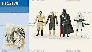 Герои «Звездные воины» в пакете, HT15170