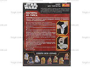 Магниты из гипса «Звездные войны», 12163021Р, игрушки
