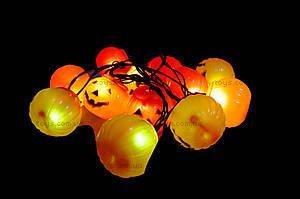 Светящаяся гирлянда «Хэллоуин», 17011-1, фото