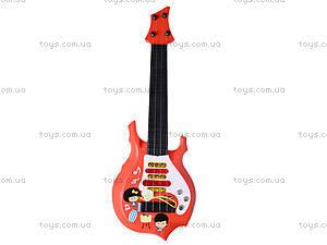 Гитара детская со струнами, B-80, купить