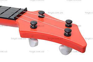 Гитара детская со струнами, B-80, фото