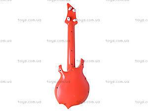 Гитара детская со струнами, B-80, отзывы