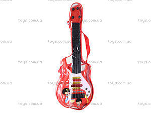 Гитара детская со струнами, B-80