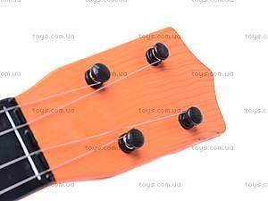 Гитара детская, в чехле, 130A3, отзывы