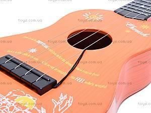 Гитара детская, в чехле, 130A3, цена