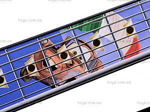 Гитара для детей, 3 вида, ZK88002A, игрушки
