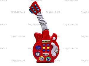 Гитара «Музыкальное веселье», 011, купить