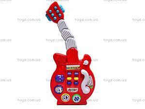 Гитара «Музыкальное веселье», 011